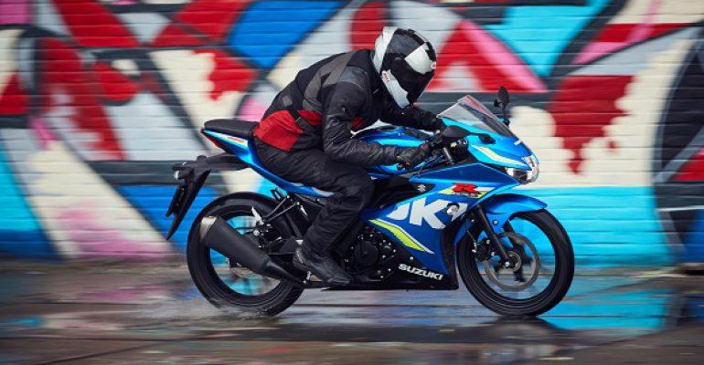Getest: Suzuki GSX-R125