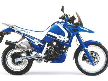 Suzuki DR800S Big