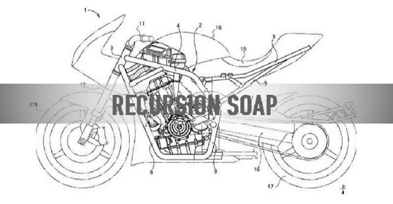 Suzuki Recursion Soap deel…
