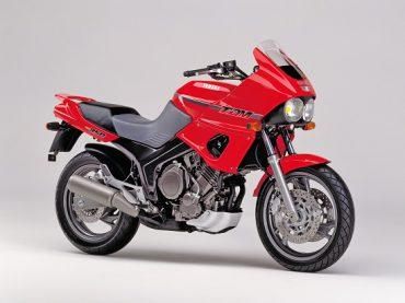 ICOON: Yamaha TDM