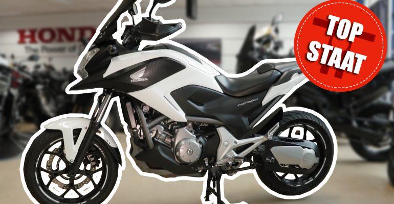 Top Staat #2: Honda NC700X