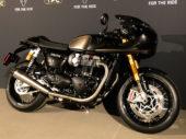 Video: Triumph lanceert een nieuwe lijn: Triumph Factory Custom