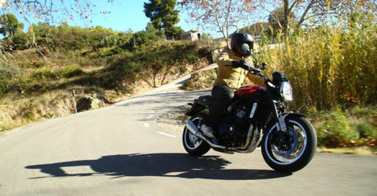 Vijf vragen over de Kawasaki Z900RS