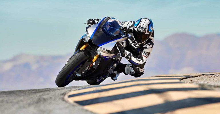 Yamaha R1: remmen om nog harder te accelereren?