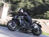 Vijf vragen over de Kawasaki Z1000R