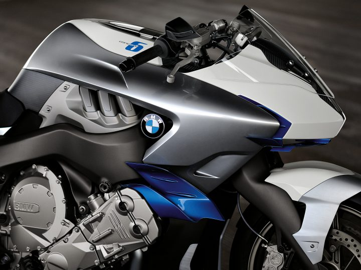 BMW Concept 6 naar Utrecht