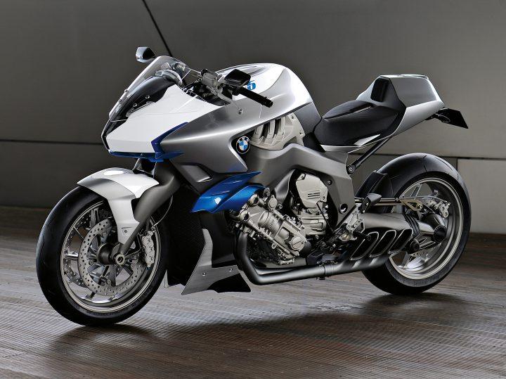 EICMA > BMW Motorrad Concept 6