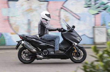 Getest: Yamaha T-Max Dx