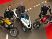 Andere importeur Aprilia en Moto Guzzi