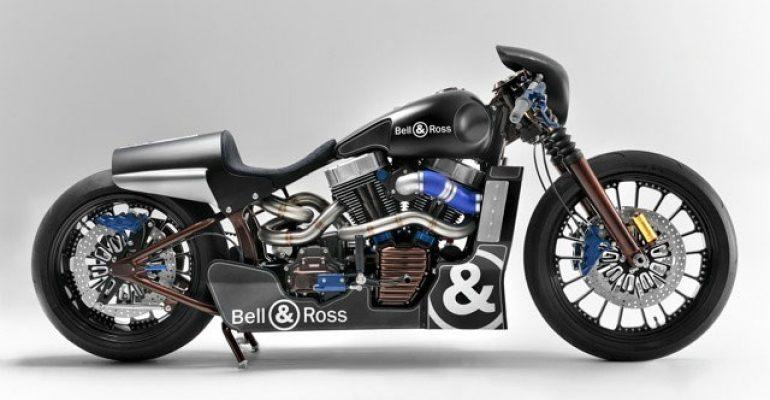 Zeer bijzondere Harley-Davidson