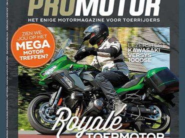 Inhoud, routes & video's Promotor 04/2019