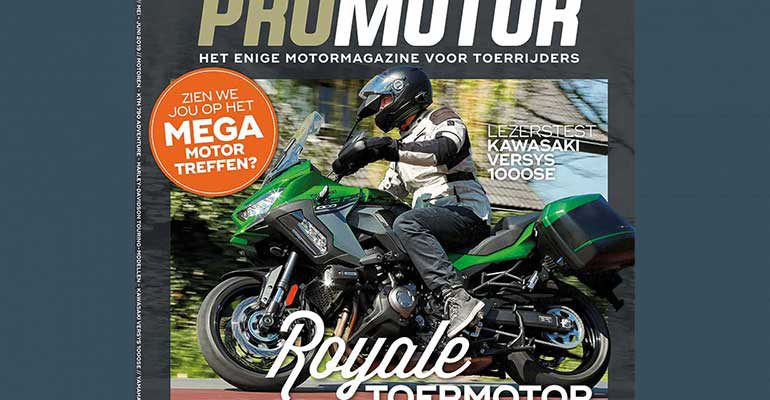 Inhoud, routes & video's Promotor 04/2019