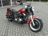 Harley-Davidson Fatboy Baklash