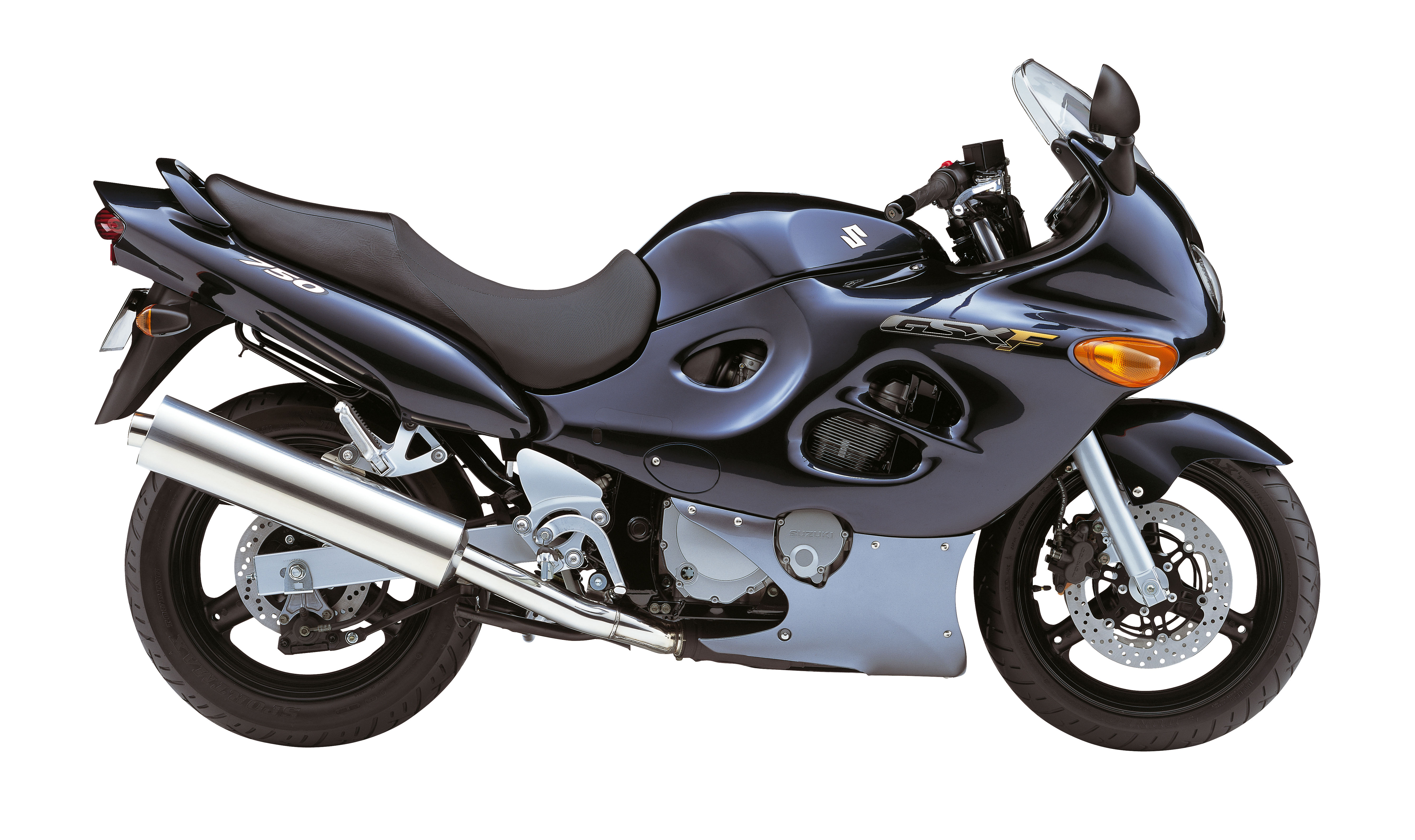 Fantastyczny Suzuki GSX750F - Motor.nl OD67