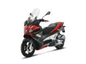 Nieuwe GT-scooter van Aprilia