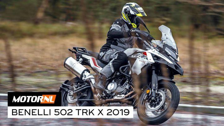 Benelli TRK 502 X 2019 – test