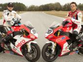 EBR rijdt mee in WK Superbike