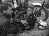 Belstaff laat David Beckham los op motorkleding