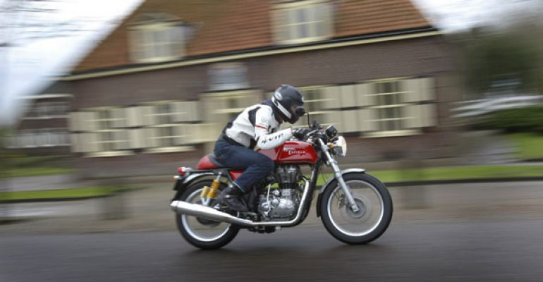Getest: Royal Enfield Continental GT