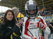 Pole voor Arie Vos in Triumph-cup!