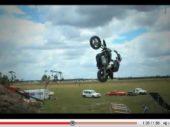 Film > Backflip met een Harley