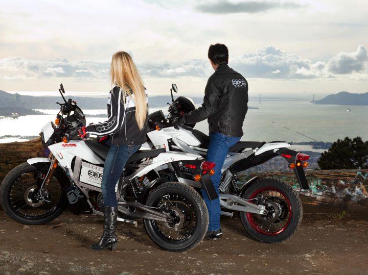 Nederlandse website Zero Motorcycles
