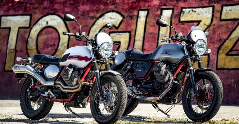 95 jaar and counting: Moto Guzzi is jarig en trakteert