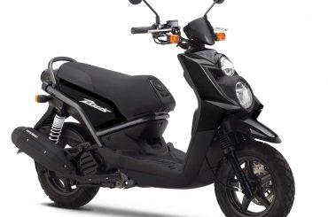 Yamaha BW's 125 ook hier