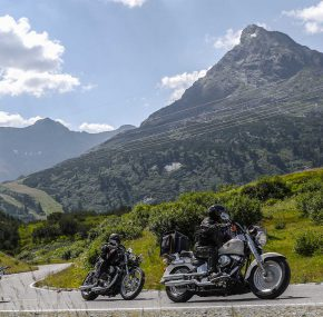 High-Bike Testcenter 2019: motoren testen in de Alpen