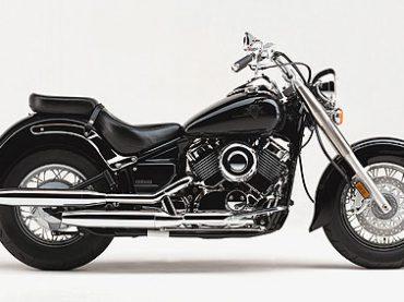 Yamaha XV650 Drag Star Classic