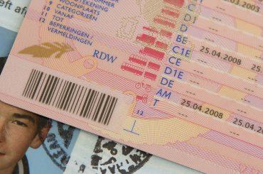 Belgische rijbewijsinformatie