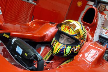 Rossi gaat opnieuw Ferrari testen