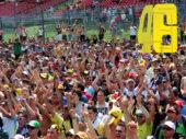 'Rossi terug bij volgende GP'