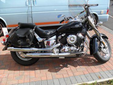 Yamaha XV650 Drag Star