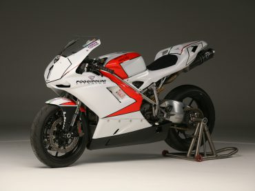 NCR Ducati 848