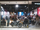 Indian Motorcycle opent een winkel in Zwitserland