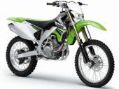 Nieuw kleurenschema KX450R