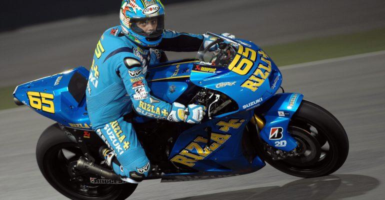Extra motorblokken voor Suzuki's GP-team