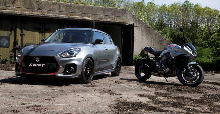 Suzuki Katana: een paar apart