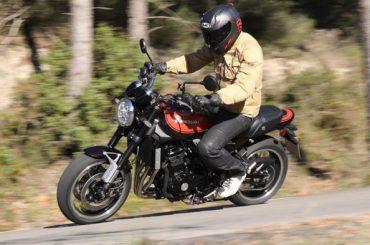 Getest: Kawasaki Z900RS