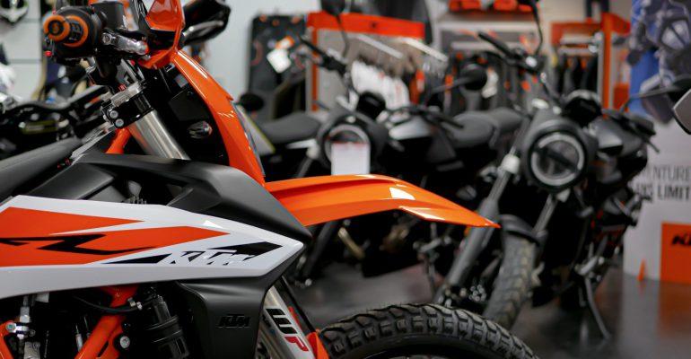 KTM & Husqvarna Testdag bij Goedhart Motoren