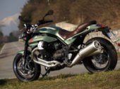 EICMA > Moto Guzzi Griso SE