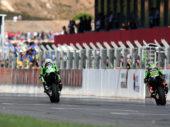 Goedkoper racen met Kawasaki