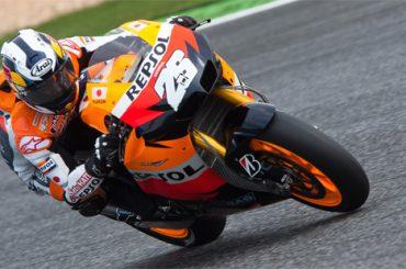Pedrosa wint GP van Portugal