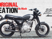 MotoMondo importeur van MASH in België