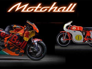 KTM Motohall In Mattighofen geopend