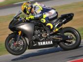Rossi rijdt 26 ronden