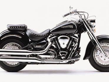 Yamaha XV1600 Wild Star