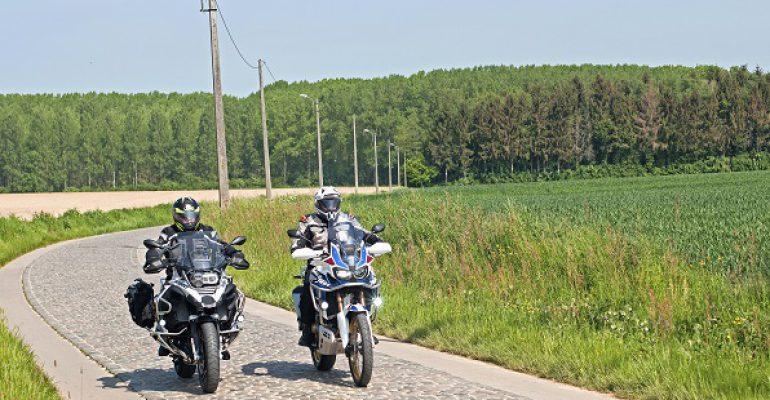 Route: Parijs-Roubaix en terug