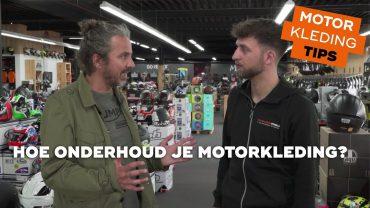 Hoe maak je motorkleding schoon? | Motorkledingtips